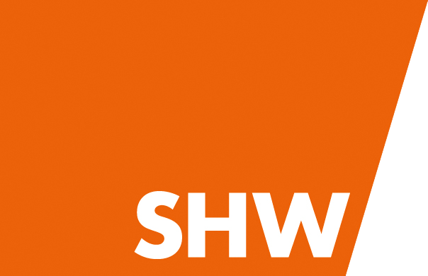 SHW (Stiles Harold Williams) logo
